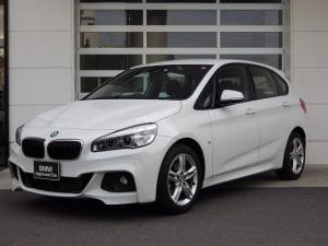BMW 2シリーズ 218dアクティブツアラー Mスポーツ ACC HUD
