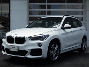 BMW X1 xDrive 18d Mスポーツ 純ナビ 電動テールゲート