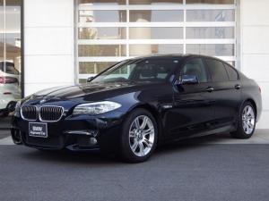 BMW 5シリーズ 523i Mスポーツパッケージ 2.5L 直6 Mスポ サンルーフ クルコン 純ナビ TV Bカメ ETC パドルシフト