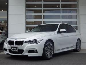 BMW 3シリーズ 320d Mスポーツ 19インチAW アクティブクルーズコントロール 純正ナビ ストレージPKG Bカメ