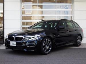 BMW 5シリーズ 523dツーリング Mスポーツ 純ナビ ハーマンカードン イノベーションパッケージ 19AW