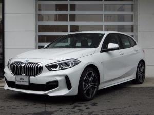 BMW 1シリーズ 118d Mスポーツ エディションジョイ+ 運転席パワーシート オートH Bカメ 18インチアルミ パーキングアシスト リバースアシスト 純正ナビ