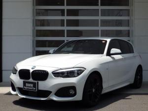 BMW 1シリーズ 118d Mスポーツ エディションシャドー 純ナビ黒革 純正ナビ バックカメラ アクティブクルーズコントロール hi-fiスピーカー