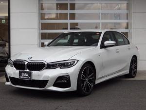 BMW 3シリーズ 320i Mスポーツ コンフォートP(オートトランク HiFiスピーカー)ハイラインP(ランバーS 革シート) HUD 19AW ACC