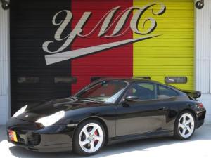 ポルシェ 911 911カレラ4S 左H 6MT IPEマフラー ローダウン