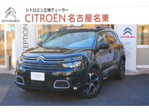 シトロエン C5エアクロス シャイン ナビ付・正規認定中古車・元試乗車・新車保証継承