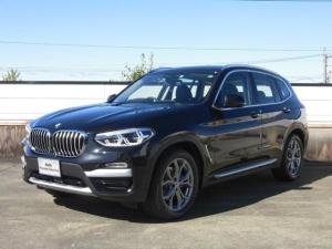 BMW X3 xDrive 20d Xライン ハイラインパッケージ デモカー・モカレザー・19AW