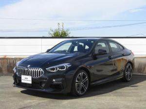 BMW 2シリーズ 218iGranCoupe M sport デモカー・ナビパッケージ