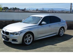 BMW 3シリーズ 320d Mスポーツ 後期モデル 禁煙車  LEDヘッドライト アクティブクルーズコントロール