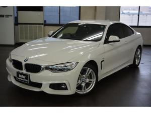 BMW 4シリーズ 420iクーペ Mスポーツ ワンオーナー車 アクティブクルーズコントロール LEDヘッドライト