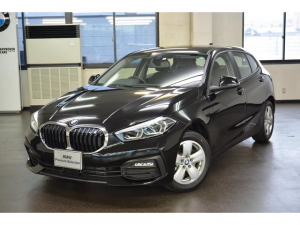 BMW 1シリーズ 118d プレイ エディションジョイ+ 弊社デモカー 純正ナビゲーション ストレージパッケージ 電動シート 16インチホイール