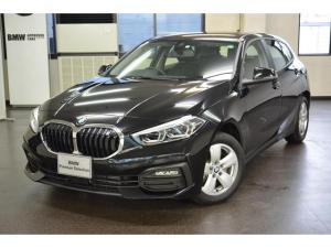 BMW 1シリーズ 118d プレイ エディションジョイ+ 元弊社デモカー ナビゲーションパッケージ ETC 純正16インチAW