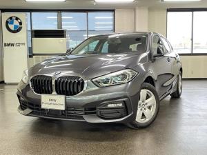 BMW 1シリーズ 118d プレイ エディションジョイ+ 弊社デモカー 純正ナビゲーション 16インチホイール 運転席電動シート