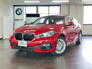 BMW 1シリーズ 118i プレイ ハイラインパッケージ 元弊社デモカー 黒革 サンルーフ ビジョンパッケージ コンフォートPKG 17インチAW HiFiスピーカー