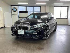 BMW 1シリーズ 118d Mスポーツ エディションジョイ+ 元弊社デモカー ナビゲーションPKG LEDヘッドライト 被害軽減ブレーキ ETC