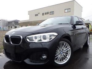 BMW 1シリーズ 118i Mスポーツ ナビ・バックカメラ LEDライト