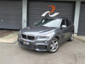 BMW X1 xDrive 18d Mスポーツ 純正ナビ Bカメラ 18インチAW 360度カメラ ETC