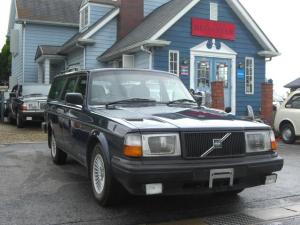 ボルボ 240ワゴン 240クラシックワゴン