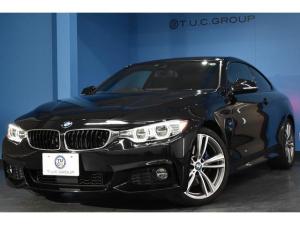 BMW 4シリーズ 420iクーペ MスポーツACC LED 19AW 2年保証