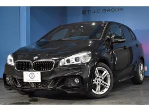 BMW 2シリーズ 218dアクティブツアラー Mスポーツ 4月末迄の期間限定掲載! コンフォート&プラスP 1オーナー LED/H バックカメラ 衝突軽減ブレーキ 車線逸脱&歩行者警告 電動リアゲート スマートキー iストップ タッチPiドライブ 2年保証