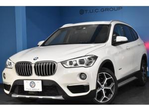 BMW X1 sDrive 18i xライン 4月末迄の期間限定掲載! アドバンストアクティブセーフティ&コンフォートP 追従ACC LED/H HUD Pアシスト 車線逸脱&歩行者警告 衝突軽減B 電動Rゲート スマートキー Bカメラ 2年保証