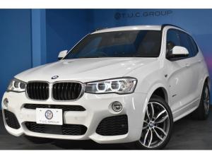 BMW X3 xDrive 20d Mスポーツ 後期 追従ACC 衝突軽減B 車線逸脱&歩行者警告 OP19AW 360度カメラ 電動Rゲート パドル LEDフォグ タッチパッド式iドライブ iストップ スマートキー ドラパフォ 2年保証