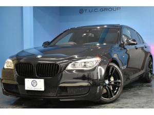 BMW 7シリーズ 740i Mスポーツ 後期最終 サンルーフ LEDヘッドライト 追従ACC レーンチェンジウォーニング ソフトクロージャドア マルチディスプレイメーター 全席シートヒーター付黒革 20AW 衝突軽減ブレーキ 2年保証