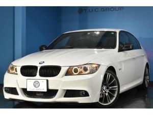 BMW 3シリーズ 320i Mスポーツカーボンエディション 限定車 専用青ステッチスポーツシート Mperfomanceリアスポイラー ミラーカバー ブラックキドニー グレーメタリック18AW iドライブナビ DVD再生 スマートキー ETC 2年保証