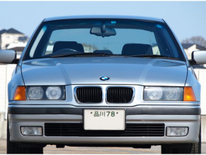 BMW 3シリーズ 320i E36 1オーナー 実走行1.3万キロ台 全ディーラー記録簿付き 車庫保管車