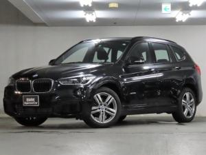 BMW X1 sDrive 18i Mスポーツ コンフォートパッケージ オートトランク シートヒーター 衝突軽減ブレーキ 車線逸脱警告