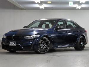 BMW M3 M3セダン Mヒートエディション M HEAT EDITION タンザナイトブルー