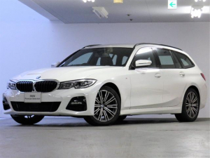 BMW 3シリーズ 318iツーリング Mスポーツ コンフォートパッケージ 18インチAW ステアリングサポート ACC 衝突被害軽減ブレーキ
