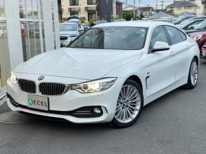 BMW 4シリーズ 420iグランクーペ ラグジュアリー インテリジェントS 赤革シート シートヒーター 純正HDDナビ/Bカメラ コンフォートアクセス 電動テールゲート ワンオーナー