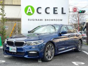 BMW 5シリーズ 523d Mスポーツ イノベーションPKG ACC 純正ナビ/TV トップビューカメラ コンフォートアクセス ヘッドアップディスプレイ 電動トランク