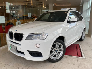 BMW X3 xDrive 20d Mスポーツ ブラックレザーシート/シートヒーター Mスポーツエアロ&アルミホイール 電動テールゲート コンフォートアクセス