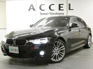 BMW 3シリーズ 320i Mスポーツ 8Aモデル ACC ブラウンレザー/ヒーター 純正ナビ フロント&バックカメラ コンフォートアクセス オプション19インチアルミ 後期8Aモデル