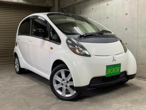 三菱 アイ G 4WDターボ・HDDナビフルセグTV・ETC・ワンオーナー禁煙車・HIDヘッドライト・シートヒーター