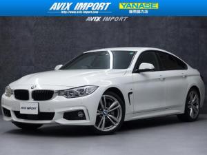 BMW 4シリーズ 435iGC MSP LEDライト インテリS 黒革 禁煙車