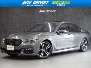 BMW 7シリーズ 740iMSP 1オーナー禁煙 レーザーライト ACC TV
