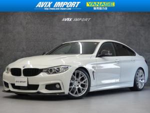 BMW 4シリーズ 420iGC MSP 3Dデザインエアロ RAYS19AW