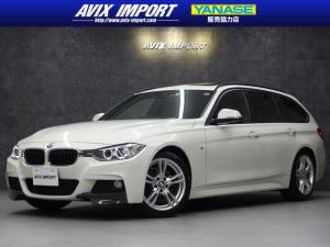 BMW 3シリーズ 320i TRG  Mスポーツ 衝突回避 パノラマSR 黒革