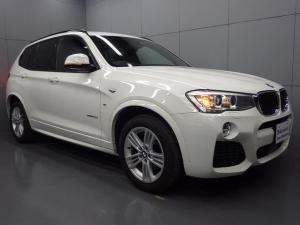 BMW X3 xDrive 20d Mスポーツ ヘッドアップディスプレイ