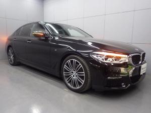 BMW 5シリーズ 523d Mスポーツ ハイラインパッケージ アクティブクルーズコントロール ヘッドアップディスプレイ ブラックレザーシート 19インチアロイホイール