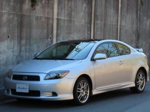 米国トヨタ サイオン tC ベースグレード 国内未導入モデル 2009yモデル 左ハンドル サンルーフ 純正アルミホイール CARFAXあり