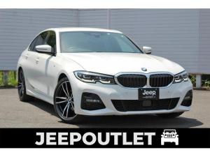 BMW 3シリーズ 320d xDrive Mスポーツ デビューパッケージ/ワンオーナー/ディーラー直仕入/整備手帳/取扱説明書/記録簿/新車保証継承/パワートランクリッド/ACC/レーンコントロールアシスト/ヘッドアップディスプレイ/ナビ/ETC2.0