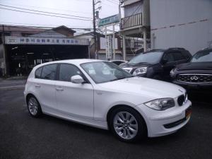 BMW 1シリーズ 116i ポータブルナビTV 電動格納ミラー キーレス