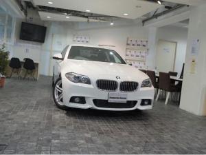 BMW 5シリーズ 523i Mスポーツ 1オーナーグーアフター保証2年付き禁煙