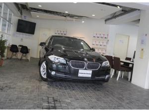 BMW 5シリーズ 523i ハイラインパッケージ 1オナD記録8枚黒革Bカメラ