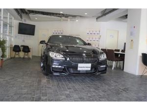BMW 6シリーズ 640iクーペ Mスポーツエディション20AWソフトクロ-ズ