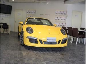ポルシェ 911 911カレラ4Sカブリオレ スポクロPKG OP約600万